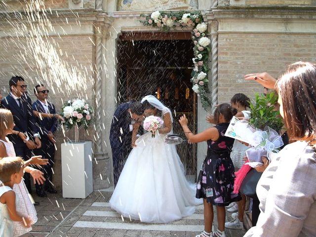 Il matrimonio di Matteo e Chiara a Fermo, Fermo 21