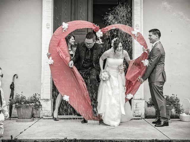 Il matrimonio di Alberto e Michela a Fiume Veneto, Pordenone 17