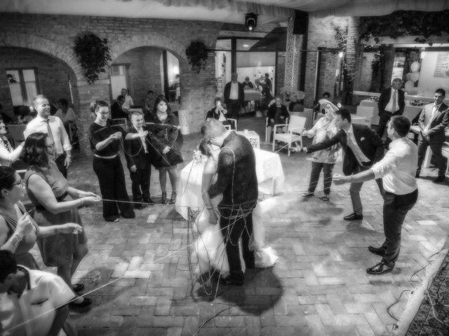 Il matrimonio di Alberto e Michela a Fiume Veneto, Pordenone 28