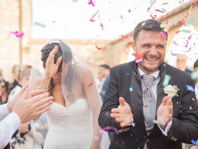 Il matrimonio di Alessio e Dianora a Riparbella, Pisa 8