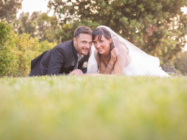Il matrimonio di Alessio e Dianora a Riparbella, Pisa 9