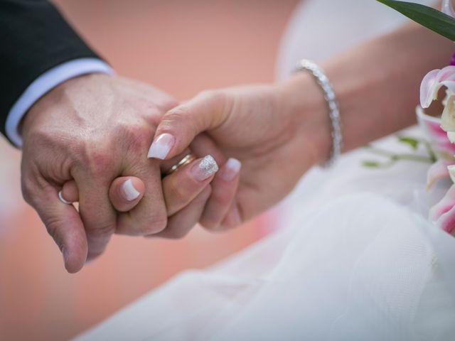 Il matrimonio di Alessio e Dianora a Riparbella, Pisa 20