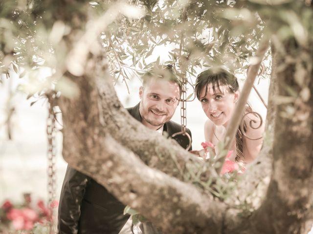 Il matrimonio di Alessio e Dianora a Riparbella, Pisa 22