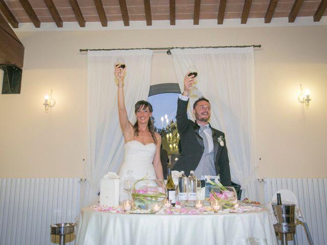 Il matrimonio di Alessio e Dianora a Riparbella, Pisa 32