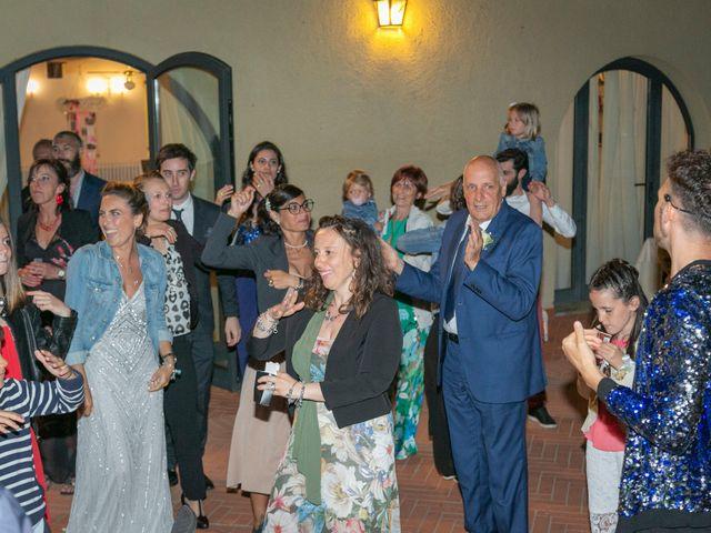 Il matrimonio di Alessio e Dianora a Riparbella, Pisa 37
