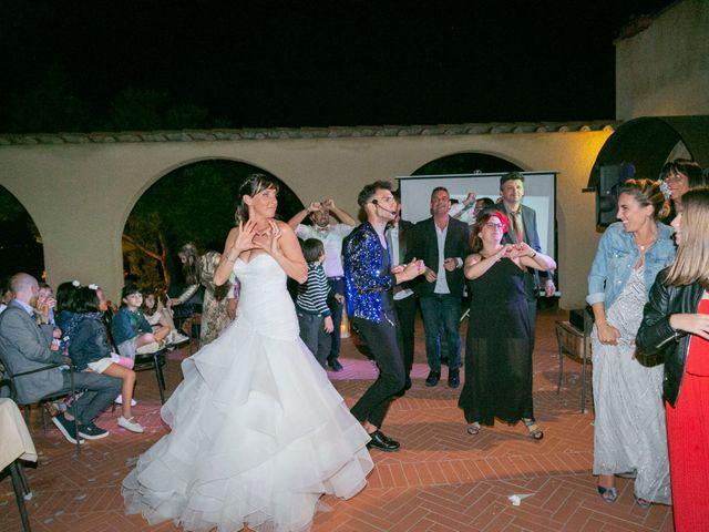 Il matrimonio di Alessio e Dianora a Riparbella, Pisa 42