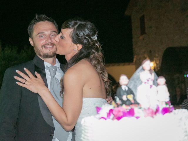 Il matrimonio di Alessio e Dianora a Riparbella, Pisa 52
