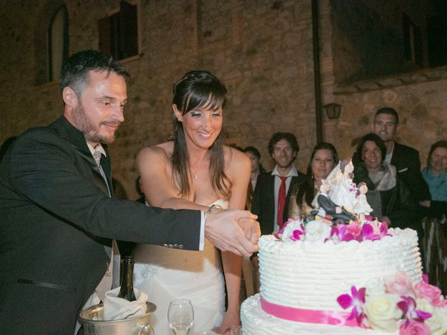 Il matrimonio di Alessio e Dianora a Riparbella, Pisa 55