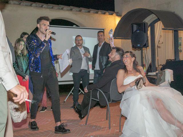 Il matrimonio di Alessio e Dianora a Riparbella, Pisa 58