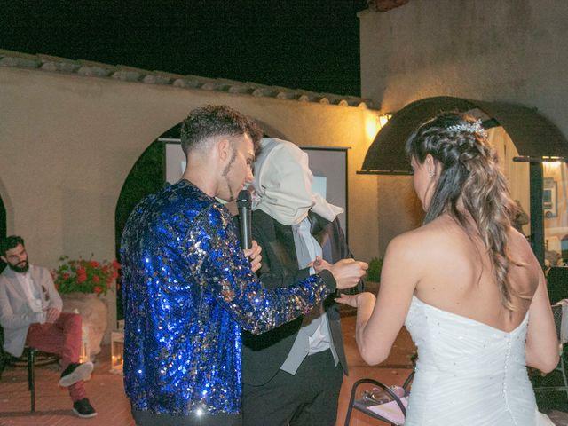 Il matrimonio di Alessio e Dianora a Riparbella, Pisa 59