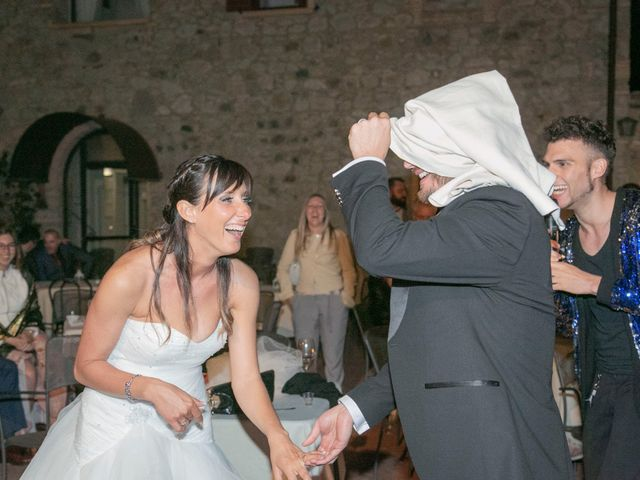 Il matrimonio di Alessio e Dianora a Riparbella, Pisa 60