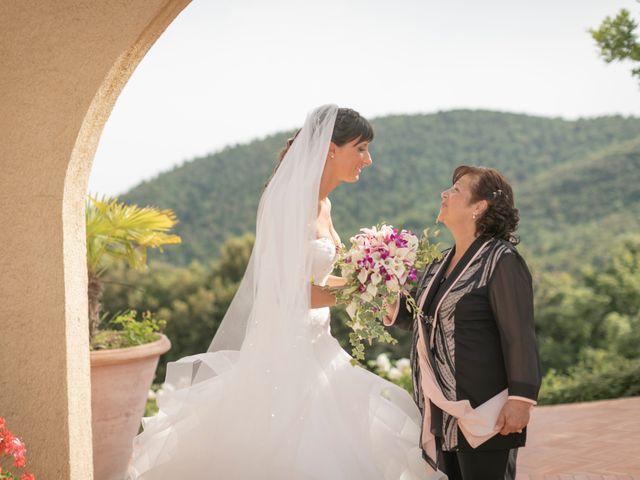 Il matrimonio di Alessio e Dianora a Riparbella, Pisa 76