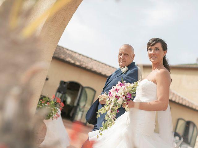 Il matrimonio di Alessio e Dianora a Riparbella, Pisa 77