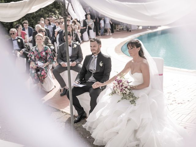 Il matrimonio di Alessio e Dianora a Riparbella, Pisa 2