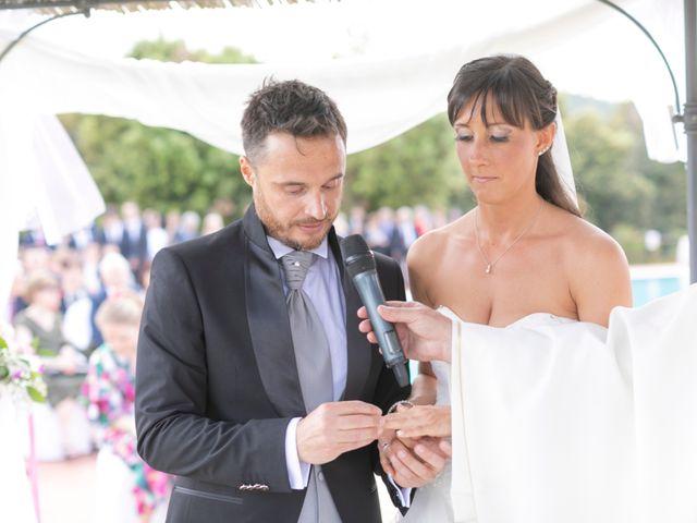 Il matrimonio di Alessio e Dianora a Riparbella, Pisa 79