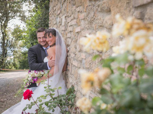 Il matrimonio di Alessio e Dianora a Riparbella, Pisa 83