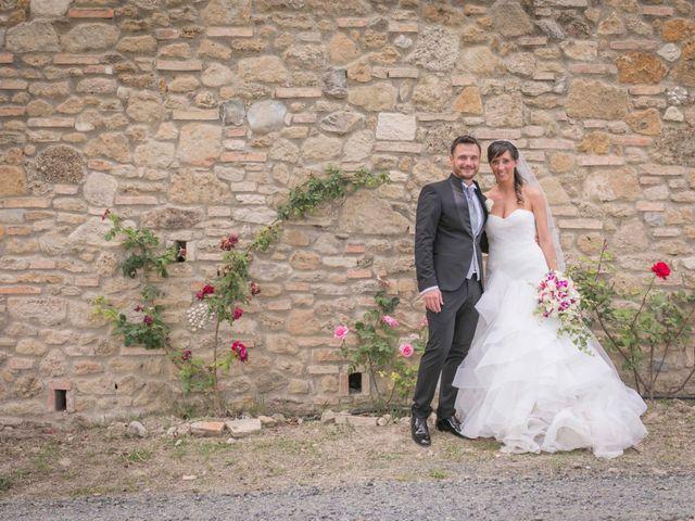 Il matrimonio di Alessio e Dianora a Riparbella, Pisa 84