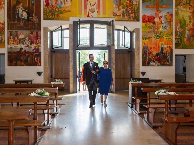Il matrimonio di Giuseppe e Francesca a Brescia, Brescia 56