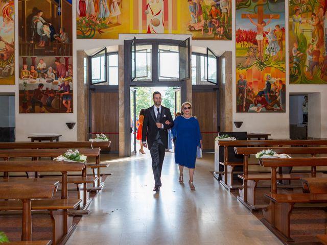 Il matrimonio di Giuseppe e Francesca a Brescia, Brescia 57