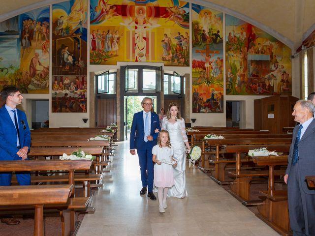 Il matrimonio di Giuseppe e Francesca a Brescia, Brescia 62