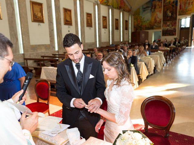 Il matrimonio di Giuseppe e Francesca a Brescia, Brescia 71