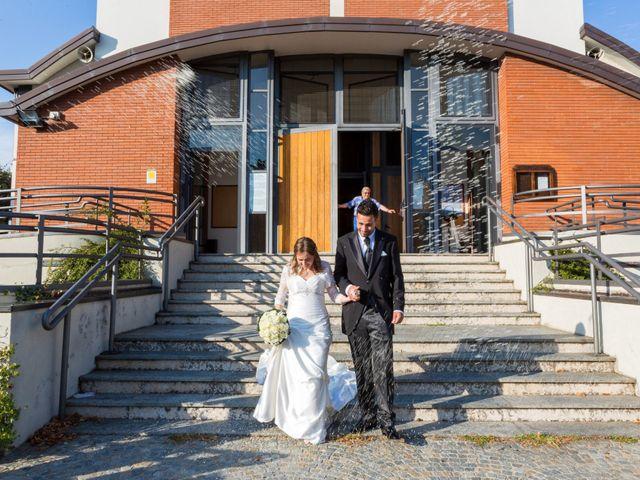 Il matrimonio di Giuseppe e Francesca a Brescia, Brescia 97