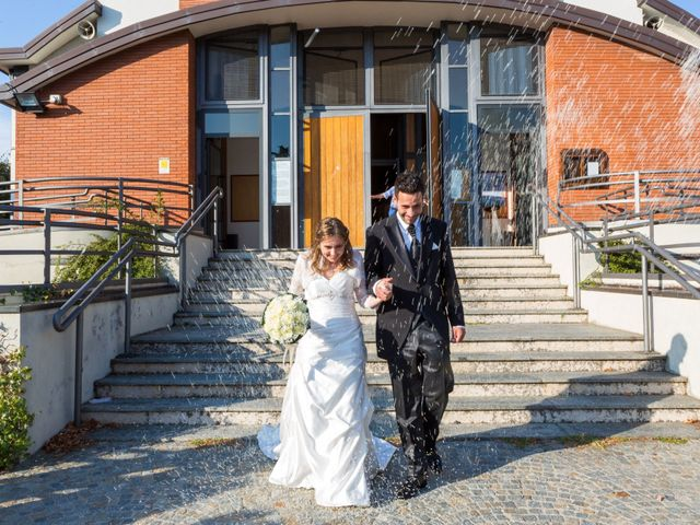 Il matrimonio di Giuseppe e Francesca a Brescia, Brescia 99