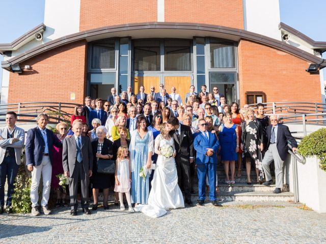 Il matrimonio di Giuseppe e Francesca a Brescia, Brescia 105