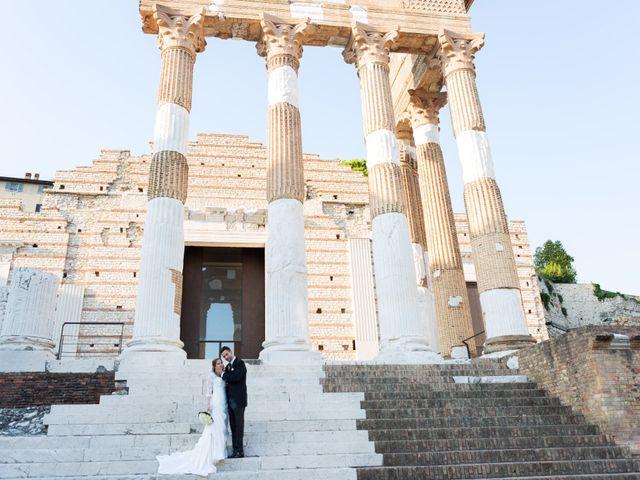 Il matrimonio di Giuseppe e Francesca a Brescia, Brescia 112