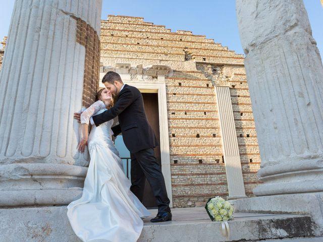 Il matrimonio di Giuseppe e Francesca a Brescia, Brescia 115