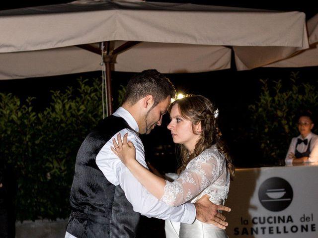 Il matrimonio di Giuseppe e Francesca a Brescia, Brescia 197