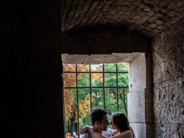 Il matrimonio di Giuseppe e Francesca a Brescia, Brescia 199