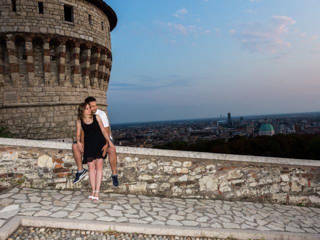 Il matrimonio di Giuseppe e Francesca a Brescia, Brescia 204