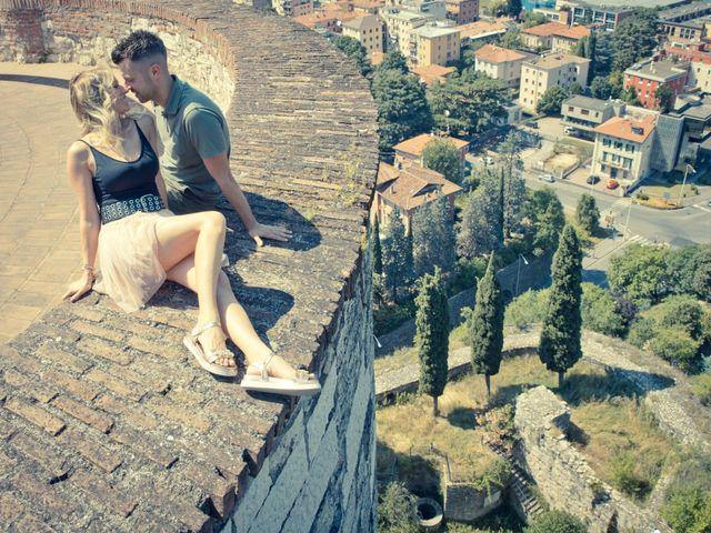 Il matrimonio di Alex e Marianna a Calcio, Bergamo 3