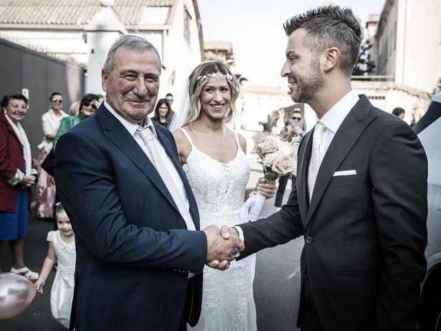 Il matrimonio di Alex e Marianna a Calcio, Bergamo 49