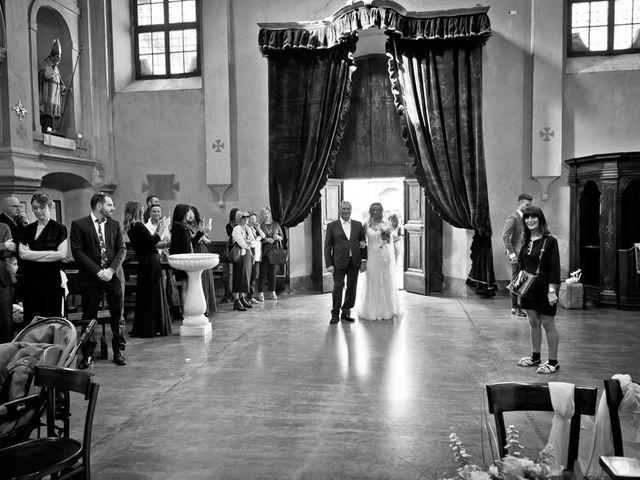 Il matrimonio di Alex e Marianna a Calcio, Bergamo 54