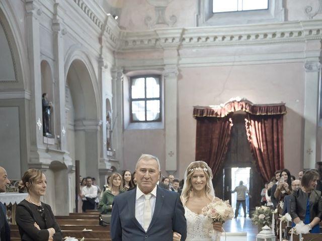 Il matrimonio di Alex e Marianna a Calcio, Bergamo 57