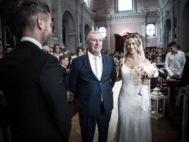 Il matrimonio di Alex e Marianna a Calcio, Bergamo 58