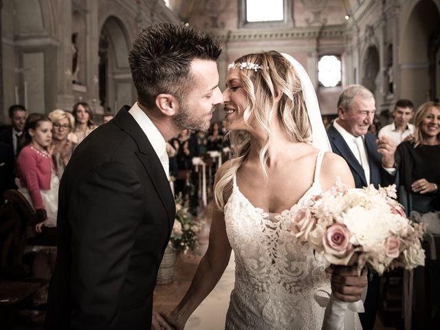 Il matrimonio di Alex e Marianna a Calcio, Bergamo 59