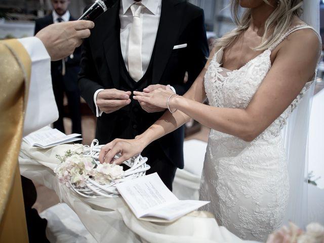 Il matrimonio di Alex e Marianna a Calcio, Bergamo 61