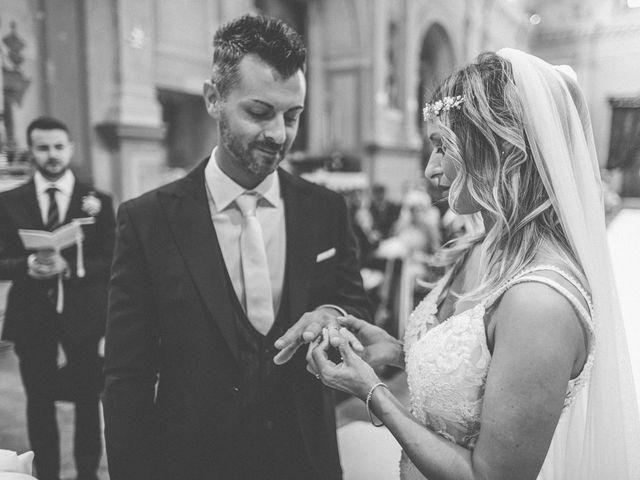 Il matrimonio di Alex e Marianna a Calcio, Bergamo 62