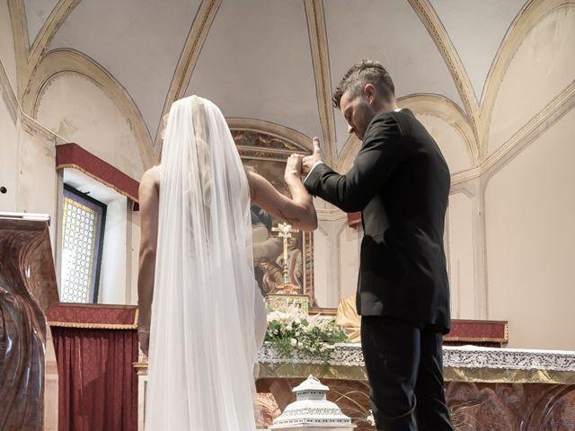 Il matrimonio di Alex e Marianna a Calcio, Bergamo 64