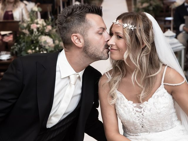 Il matrimonio di Alex e Marianna a Calcio, Bergamo 65