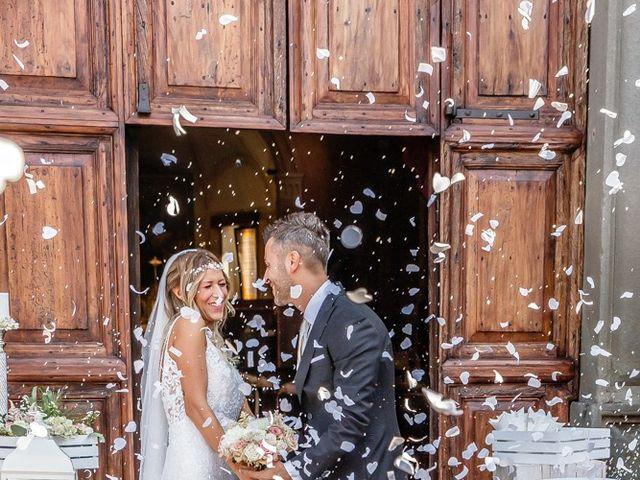 Il matrimonio di Alex e Marianna a Calcio, Bergamo 72