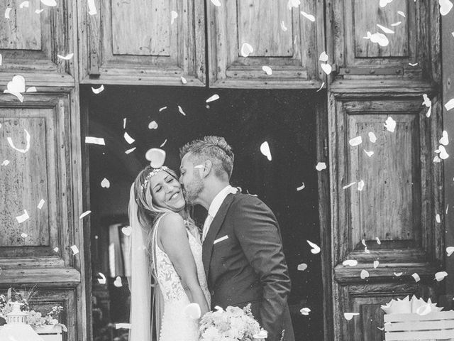 Il matrimonio di Alex e Marianna a Calcio, Bergamo 73