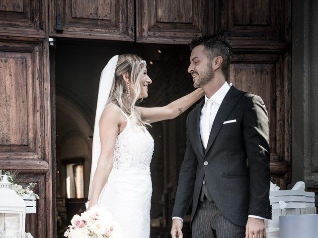 Il matrimonio di Alex e Marianna a Calcio, Bergamo 74