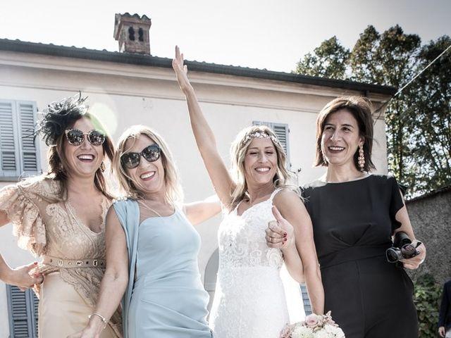 Il matrimonio di Alex e Marianna a Calcio, Bergamo 80