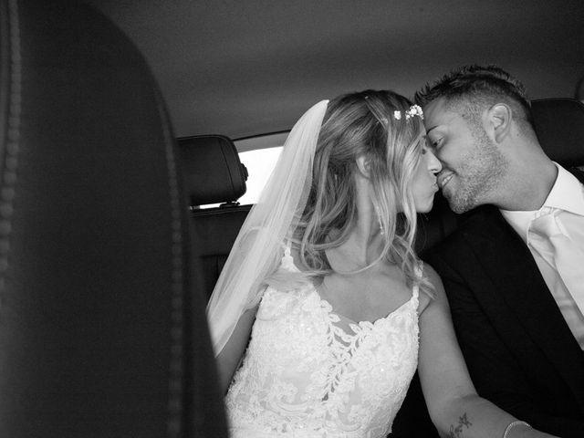 Il matrimonio di Alex e Marianna a Calcio, Bergamo 81