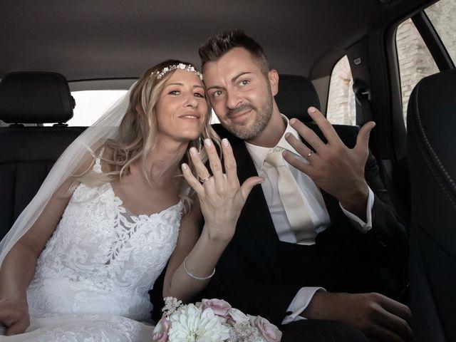 Il matrimonio di Alex e Marianna a Calcio, Bergamo 82