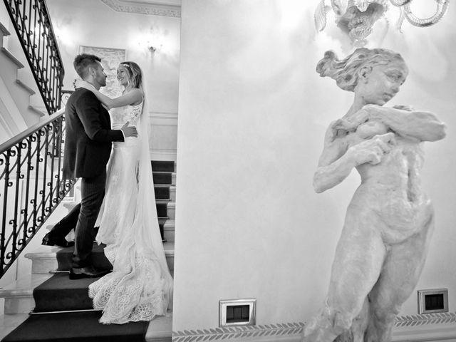 Il matrimonio di Alex e Marianna a Calcio, Bergamo 100